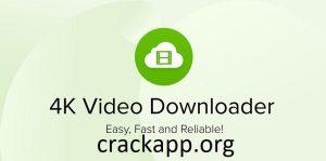 4k Video Downloader 4.17.1.4410 Crack With Key Free Download