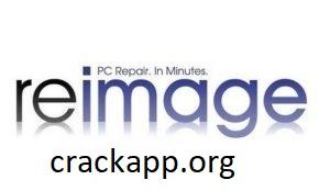 Reimage PC Repair Crack + Full Version License Key For Free!