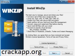 WinZip Crack 25.0 + Activation Code Full Version 32-64 Bit {2022}
